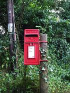 Phone and post boxes