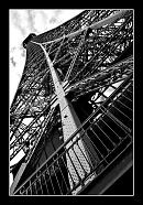 The Eiffel Tower Paris.