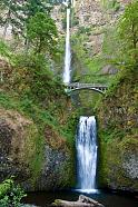 Multnomah Falls  on the Columbia River Gorge, OR