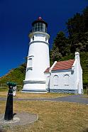 Heceta Head Lighthouse near Florence, OR